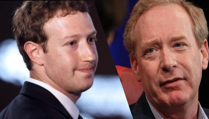 """Brad Smith: """" Mark Zuckerberg không còn là start-up nữa """""""