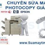 Dịch Vụ Sửa Máy Photo Giá Rẻ ▷ Chất Lượng
