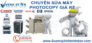 sua may photocopy