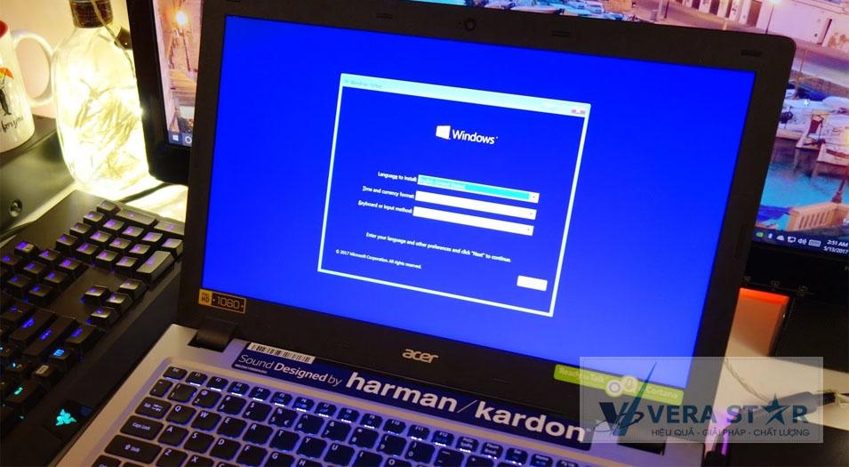 Dịch vụ Cài đặt Windows Quận Tân Phú