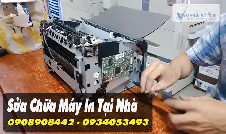 VERA STAR Chuyên: Dịch vụ sửa máy in Quận Gò Vấp giá rẻ TpHCM