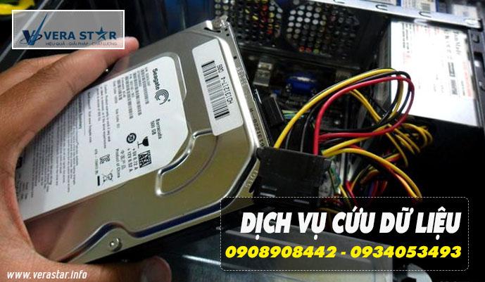 Dịch vụ cứu dữ liệu Quận Tân Bình