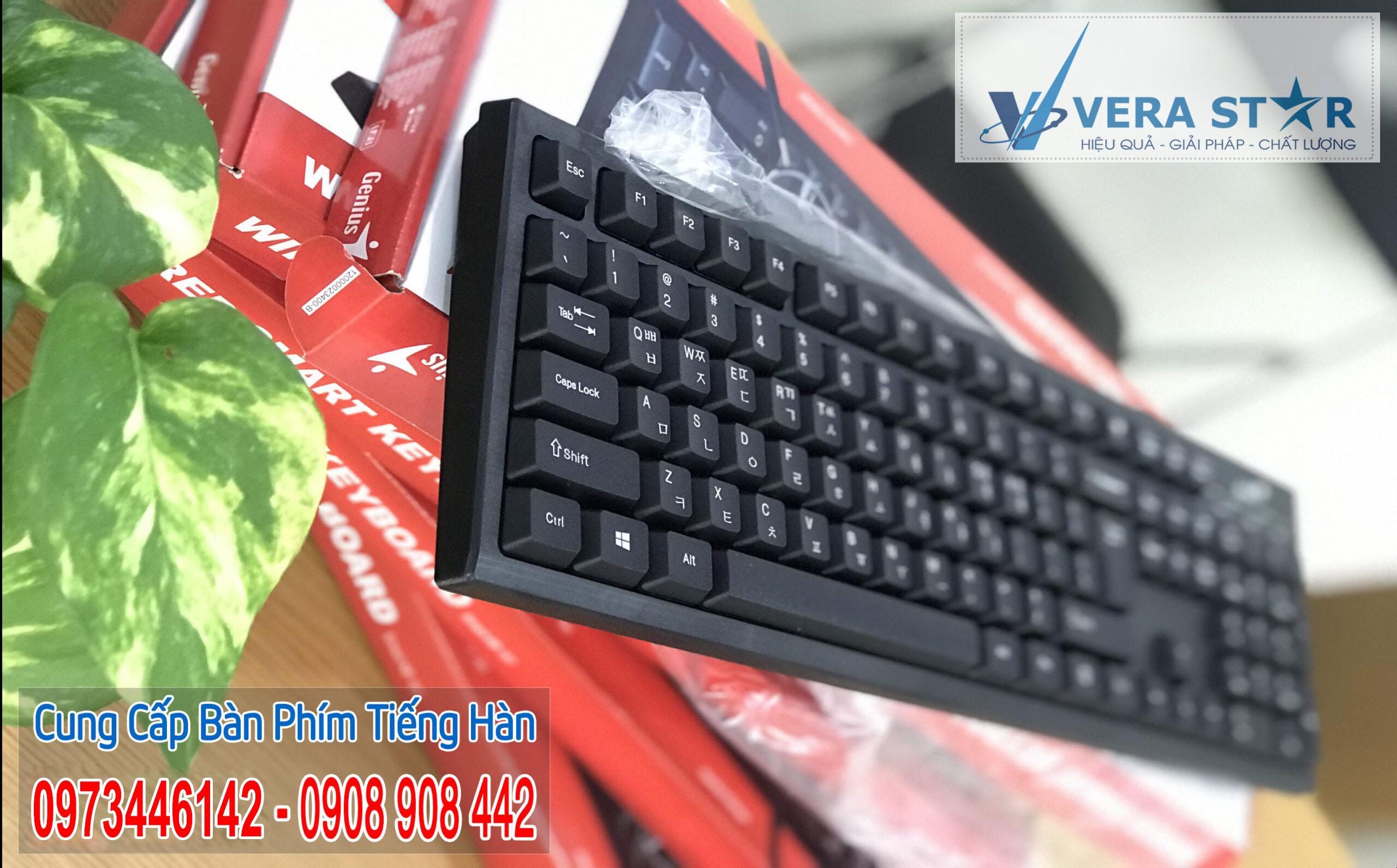 Hướng dẫn cài đặt Bàn Phím Tiếng Hàn dễ chơi Trên máy vi tính