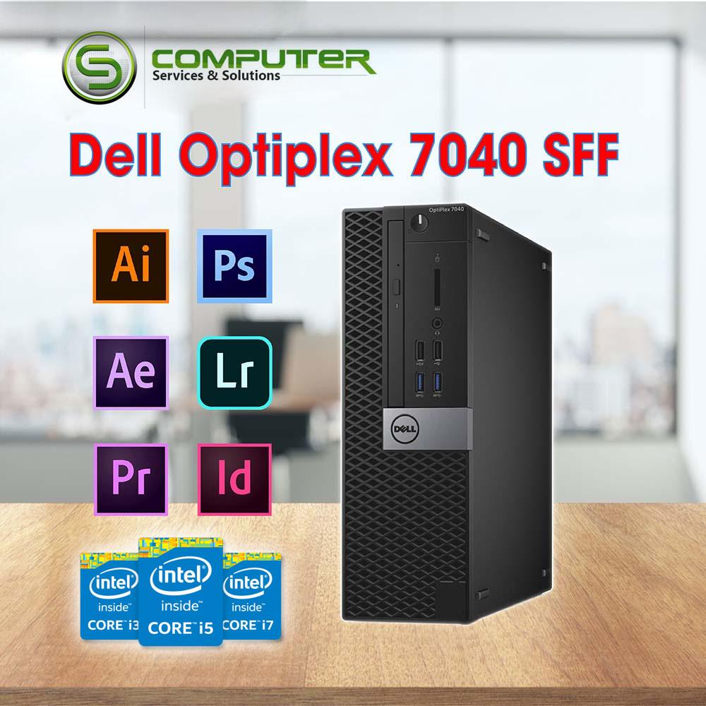 Máy tính đồng bộ Dell Optilex 7050 SFF
