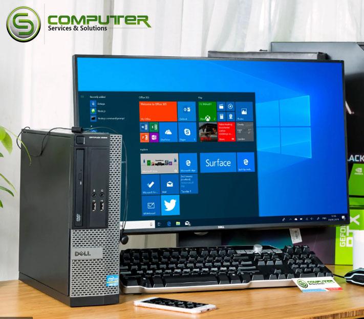 Máy tính đồng bộ Dell Optilex