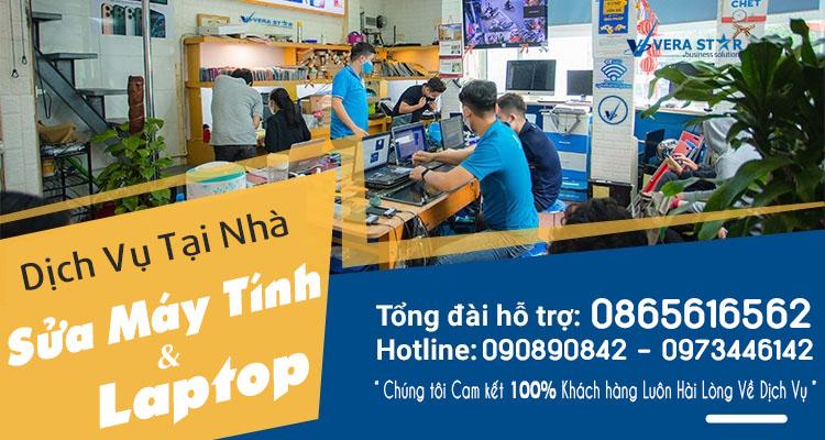Dịch vụ Sửa máy tính tại nhà Quận Tân Bình
