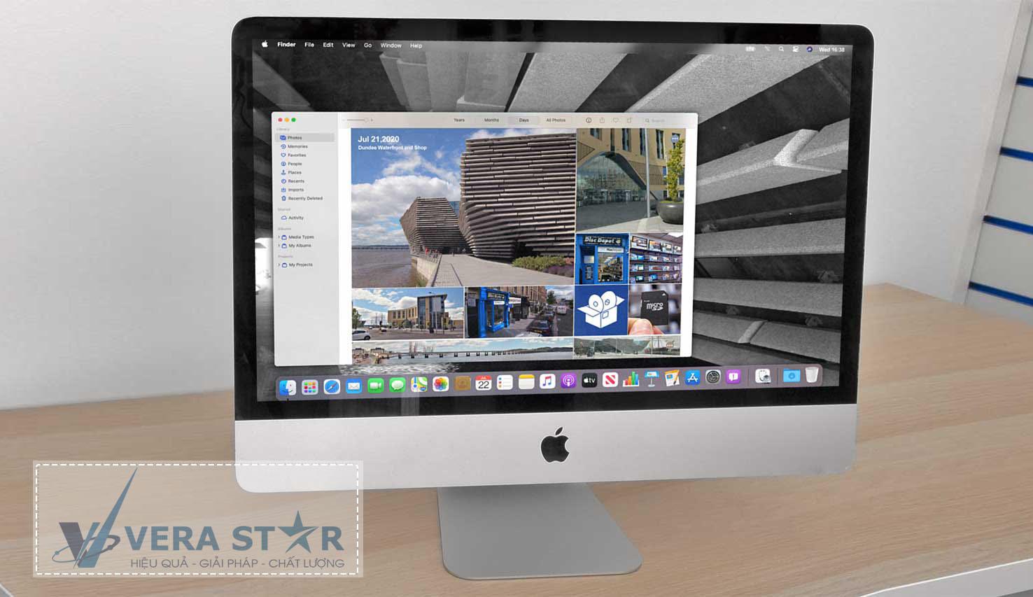 Dịch vụ sửa chữa Macbook Uy tín TpHCM - VERA STAR