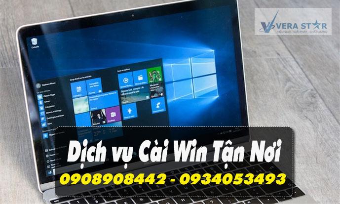 Dịch Vụ Cài Win Tận Nơi Hóc Môn TPHCM 2021