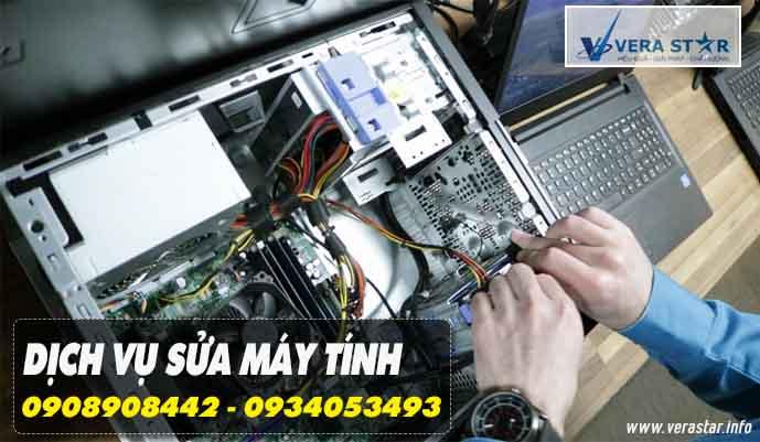 Dịch vụ Sửa Máy Tính Đường Nguyễn Văn Quá Quận 12